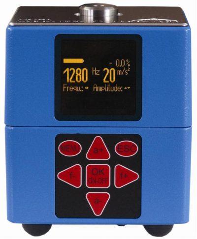 Calibradores de acelerómetros portátiles