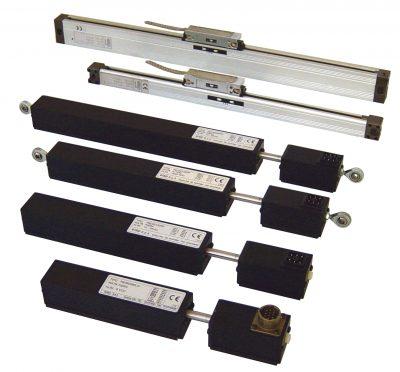 Encoders de desplazamiento lineal