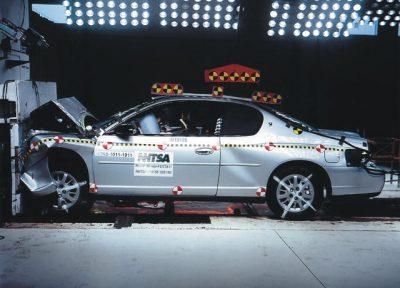 Ensayos de choque o crash test
