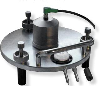 Acelerómetro sísmico triaxial de alta sensibilidad