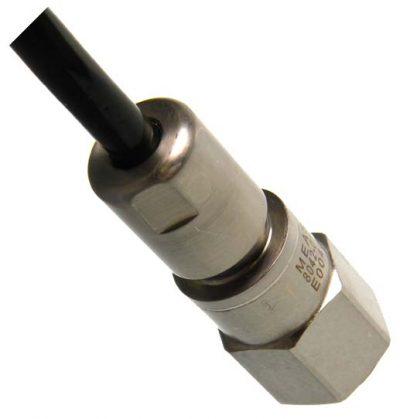 acelerómetro piezoeléctrico sumergible