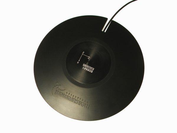 Acelerómetro triaxial para asiento METRA KS963SV TE 606M1