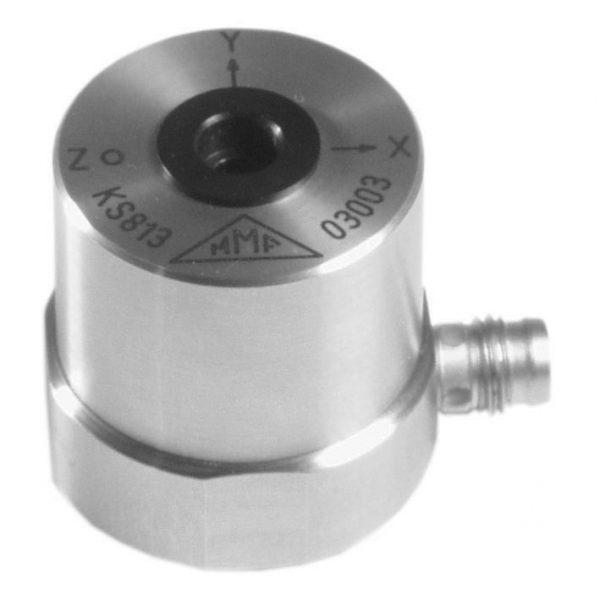 acelerómetro triaxial IEPE-ICP