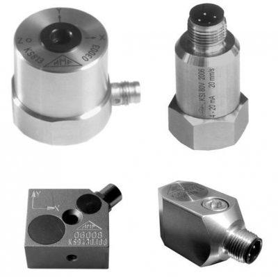 Acelerómetros piezoeléctricos