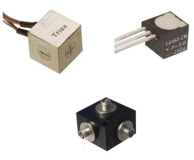 Acelerómetros triaxiales