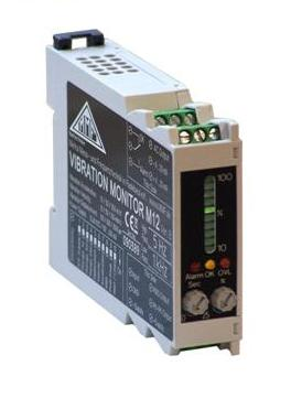 monitor de vibraciones con salida analógica