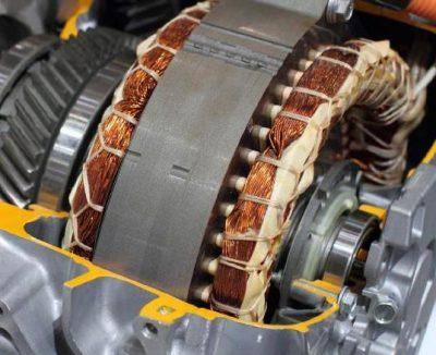 Ensayo de motores eléctricos
