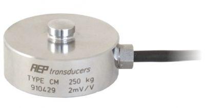 célula de carga a compresión pequeña