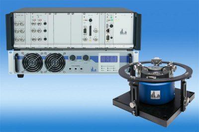 Sistemas de calibración de acelerómetros con altas prestaciones