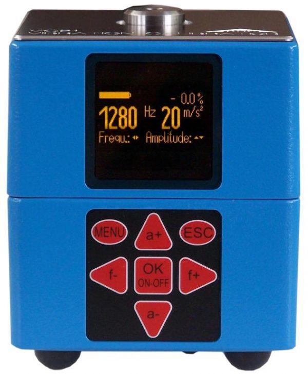 Calibrador de acelerómetros portátil METRA VC21