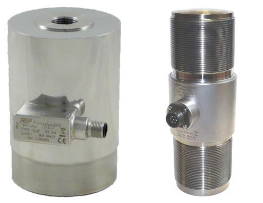 Célula de carga tracción-compresión alto rango