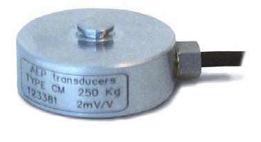 Célula de carga a compresión pequeña AEP