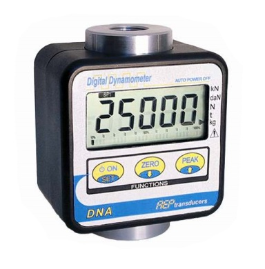Dinamómetros digitales