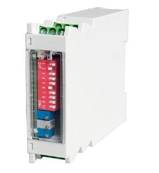 Acondicionador para célula de carga o sensor de fuerza