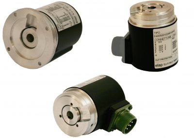 Encoders de eje hueco