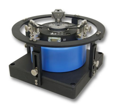 generador calibrador de alta frecuencia