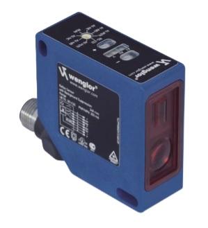 Sensor láser industrial para todo tipo de superficies