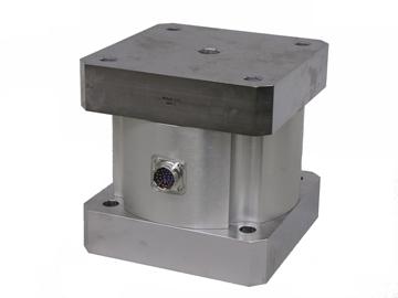 Sensor para medidas 3D fuerza y par