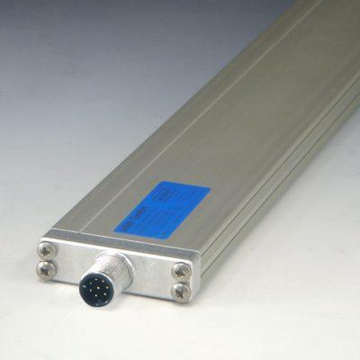 Transductor de posición lineal perfil plano