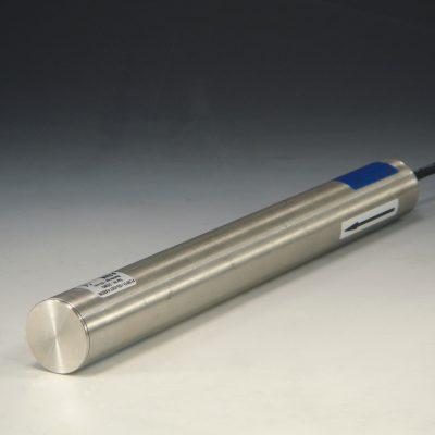 Sensor de desplazamiento lineal perfil redondo