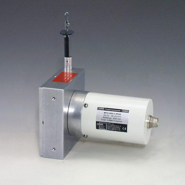 Sensor de desplazamiento por cable de alta protección