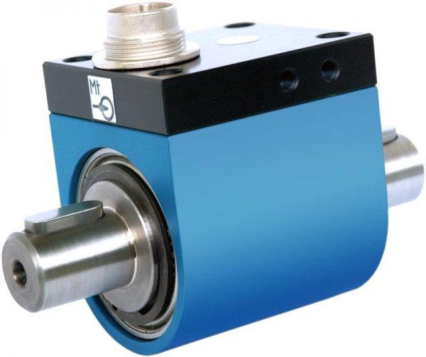 Sensor de par dinámico con escobillas