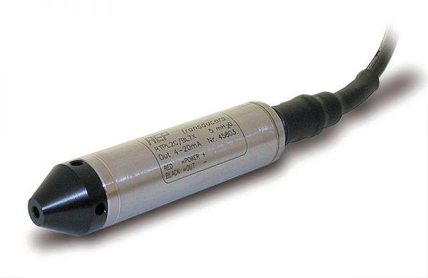limnimetro piezómetro transductor de presión sumergible