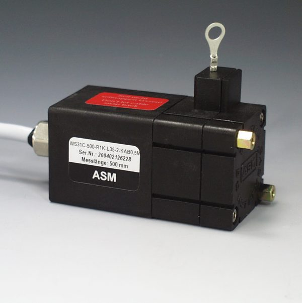 Sensor de distancia por cable económico