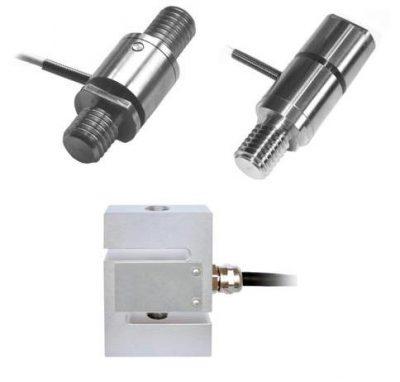 Sensores de fuerza a tracción y compresión