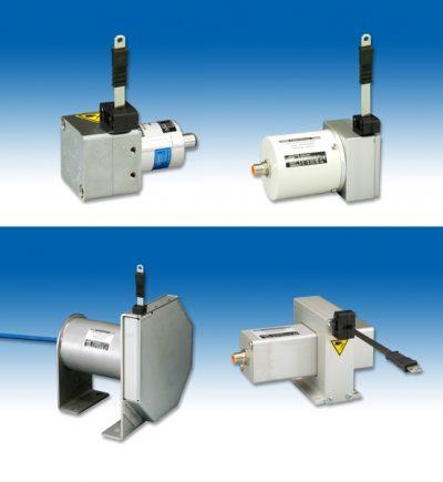 Sensores de distancia por cinta