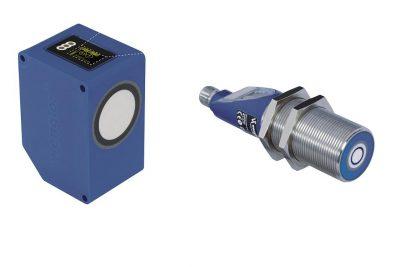 Sensores de distancia por ultrasonidos