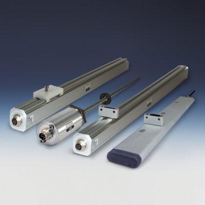 Sensores de desplazamiento magnetoestrictivos