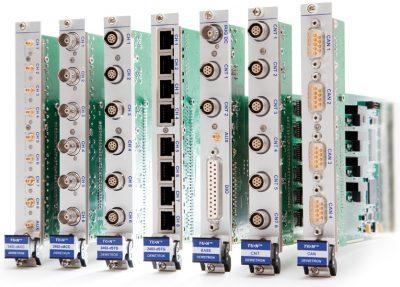 Sistemas de adquisición de datos modulares y escalables