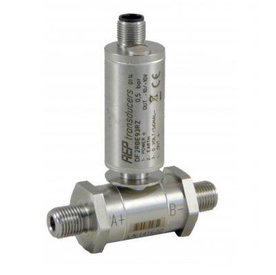 Sensores de presión diferencial