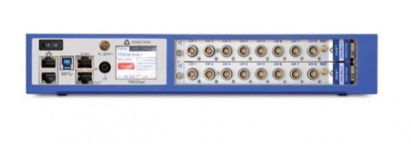 Módulo de adquisición de datos multicanal