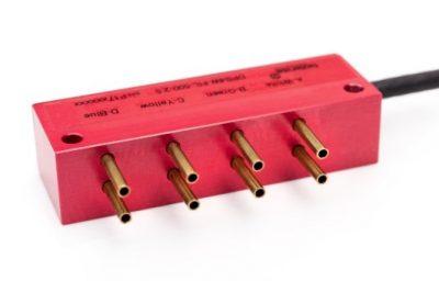 escaner de presión diferencial 4 canales