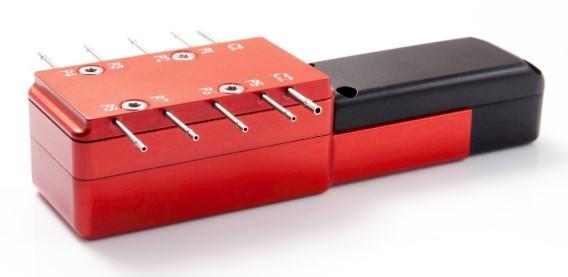 Escaner de presión con 8 puertos