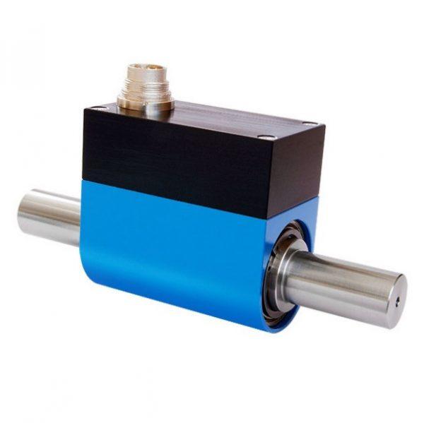 Sensor transductor de par dual con doble rango de medida