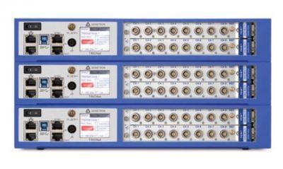 Sistema de adquisición de datos modular