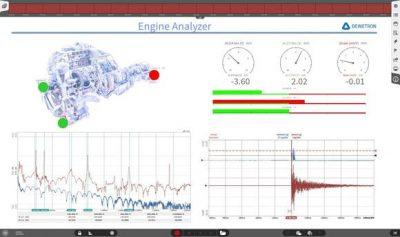 Software para adquisición y análisis de datos