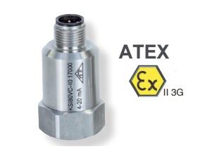 Acelerómetros ATEX