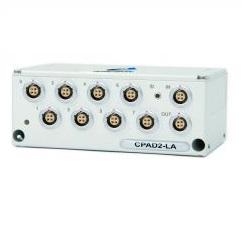 Módulo de adquisición por CAN bus para señales de corriente