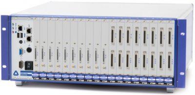 sistema de adquisición de alta concentración de canales