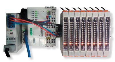 Sistema de monitorización de vibraciones