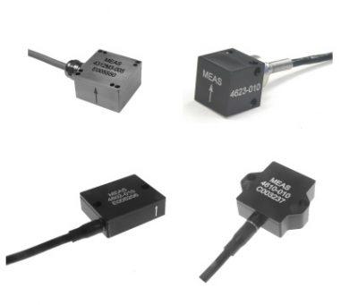 Acelerómetros MEMS amplificados