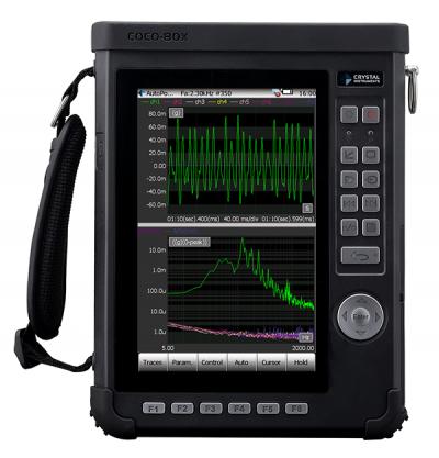 Monitorización de vibraciones en máquina