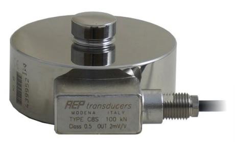Transductor de fuerza a compresión