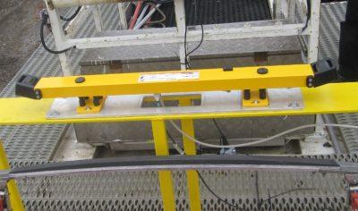 Sistema de medida de catenaria