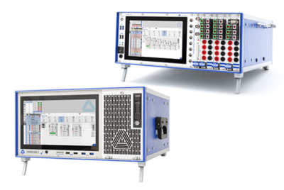 Equipos para el análisis de redes eléctricas