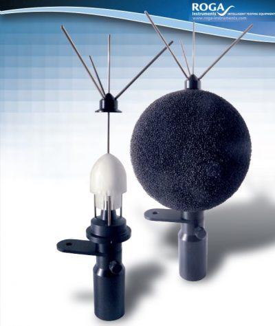 Micrófono piezoeléctrico para exteriores